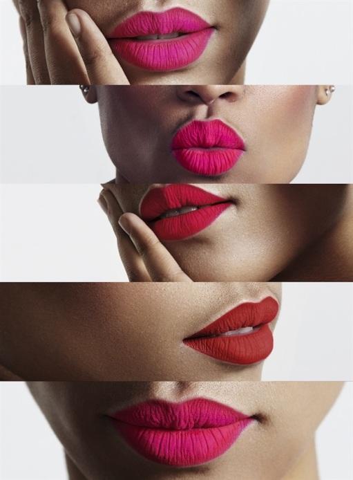 I colori forti stesi su labbra disidratate accentuano pieghe e rughe. Inoltre, già l'abbronzatura rende il viso più scuro, quindi con il make up è meglio cercare di dare luce con colori chiari e texture brillanti
