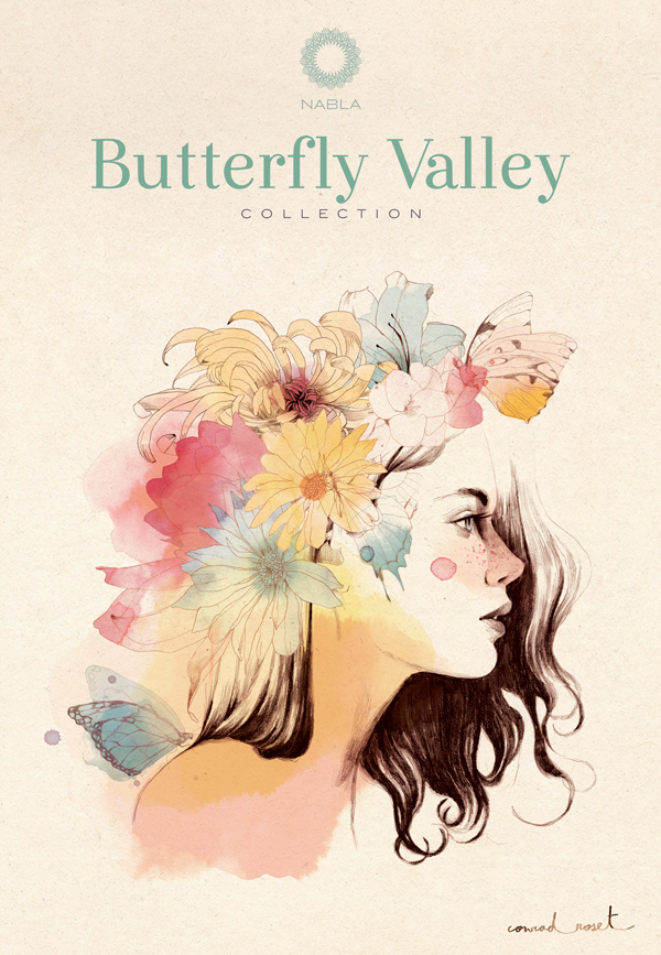 NABLA - Butterfly Valley Collection