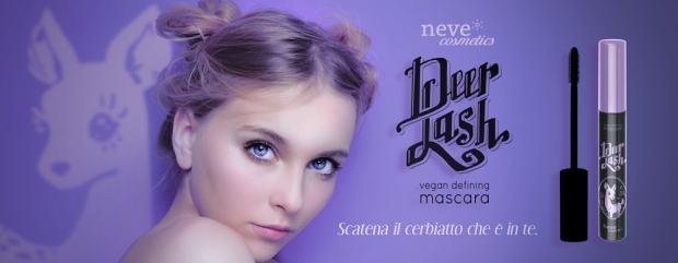 NeveCosmetics-DeerLash-mascara-banner